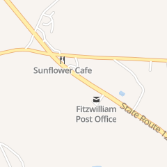 Directions for Flip Side Grille in Fitzwilliam, NH 10 NH Route 12 S