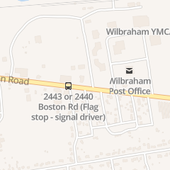 Directions for The Cutting Crew in Wilbraham, MA 2460 Boston Rd Unit 3