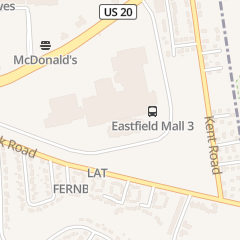 Directions for The Threading Place in Springfield, MA 1655 Boston Road