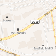 Directions for Macy's Department Store - Housewares in Springfield, MA 1655 Boston Rd