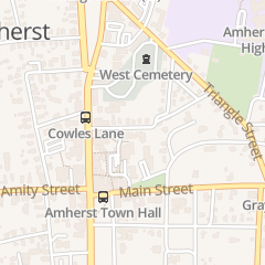 Directions for Yoga Center Amherst in Amherst, MA 17 Kellogg Ave Ste 1