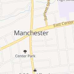 Directions for Lawson R C Company in Manchester, CT 52 E Center St