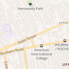 Directions for Bill Brown House of Beauty in Springfield, MA 946 State St