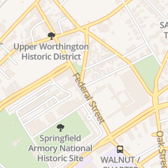 Directions for United States Government in Springfield, MA 1 Armory Sq Ste 2