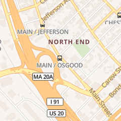 Directions for Studio 2000 in Springfield, MA 2460 Main St Ste 122