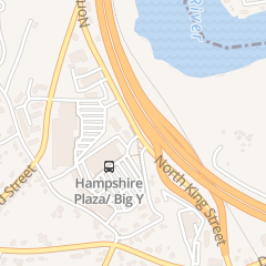 Directions for Waves in Northampton, MA 154 N King St