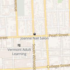 Directions for Lovely Nails in Burlington, VT 6 N Winooski Ave
