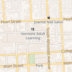 Directions for Nailpro in Burlington, VT 49 Church St Ste 1044