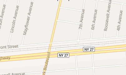 Directions for Able Safety Consulting in New York, NY 124 Front Street Suite 207 Massapequa Park NY 11762