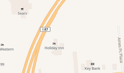 Directions for Holiday Inn in Plattsburgh, NY 412 State Route 3
