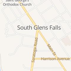 Directions for Saratoga Organics & Hydroponics Supply Inc in South Glens Falls, NY 10 Saratoga Ave