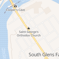 Directions for St George Antiochian Orthodox Church in South Glens Falls, NY 55 Main St