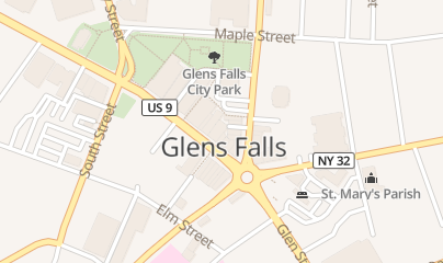Directions for Mean Max Brew Works in Glens Falls, NY 193 Glen St