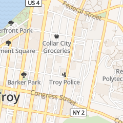 Directions for Troy Publishing CO in Troy, NY 501 Broadway