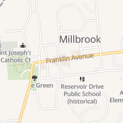 Directions for Bershire Hathaway Millbrook Real Estate in Millbrook, NY 3284 Franklin Ave