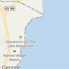 Directions for Lake George Dinner Theater in Lake George, NY S Canada