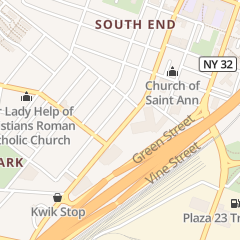 Directions for C M e Associates in Albany, NY 439 n Pearl St