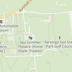 Directions for Saratoga Spa Golf Course in Saratoga Springs, NY 60 Roosevelt Dr