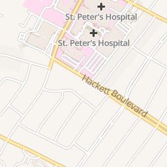 Directions for St. Peter's Hospital - Laboratory Services in Albany, NY 296 Hackett Blvd