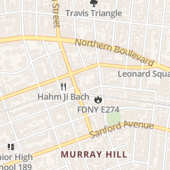 Directions for Murray Hill Plaza in Flushing, NY 15015 41st Ave Ste 2