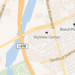 Directions for Flushingtown Ctr 3 in Flushing, NY 4022 College Point Blvd