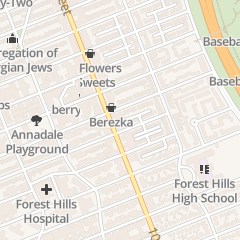 Directions for 114-23 JAMAICA AVE CORP in Forest Hills, NY 6511 108Th St