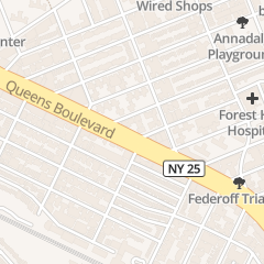 Directions for Queens Apts in Rego Park, NY 9851 Queens Blvd