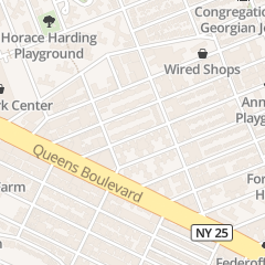 Directions for WALDEN TERRACE APTS MGMT OFF in Rego Park, NY 9841 64th Rd