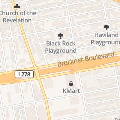 Directions for Kentucky Fried Chicken in Bronx, NY 1959 Bruckner Blvd