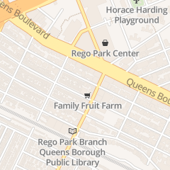 Directions for ATA EXPRESS INC in Rego Park, NY 6344 Saunders St