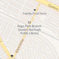 Directions for Alderton Pharmacy in Rego Park, NY 9110 63Rd Dr