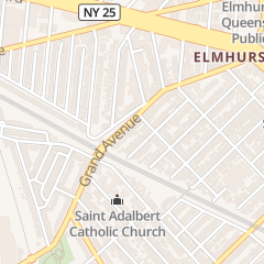 Directions for Den-Mar Contrctg Inc in Elmhurst, NY 8446 Grand Ave