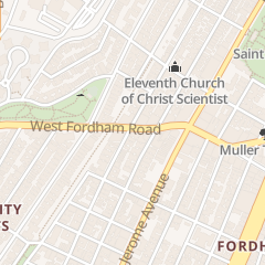 Directions for Dr Jerome Electronic in Bronx, NY 46 W Fordham Rd