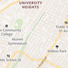 Directions for Campus Grill in Bronx, NY 88 W 181st St