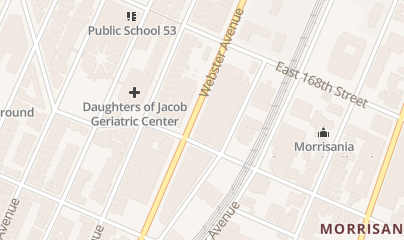 Directions for Josephina Unisex in Bronx, NY 1170 Webster Ave