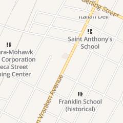 Directions for Rj Ritz Terrace in Schenectady, NY 1725 Van Vranken Ave