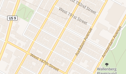 Directions for THE 1588 CHIQUIS UNISEX INCORPORATED in New York, NY 1584 Saint Nicholas Ave