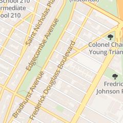 Directions for Slique Hair Studio in New York, NY 2807 S Frederick Douglass Blvd