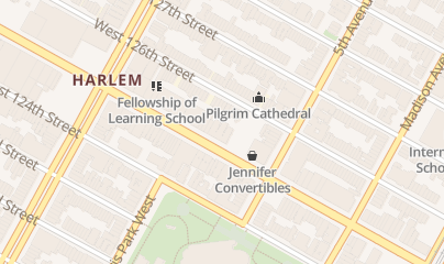 Directions for Harlem Wine and Spirits Corp in New York, NY 17 W 125th St Frnt 4