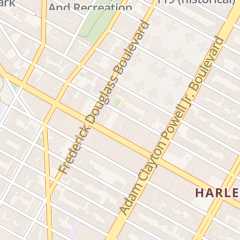 Directions for Apollo Theater in New York, NY 253 W 125th St