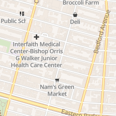 Directions for My Space Nyc Corp in Brooklyn, NY 722 Franklin Ave