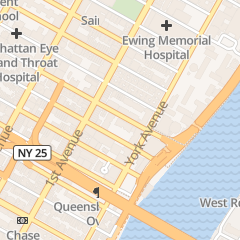 Directions for Sutton House Associated in New York, NY 450 E 63rd St Ofc 1