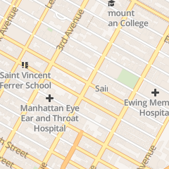 Directions for Madame Paulette in New York, NY 1255 2nd Ave
