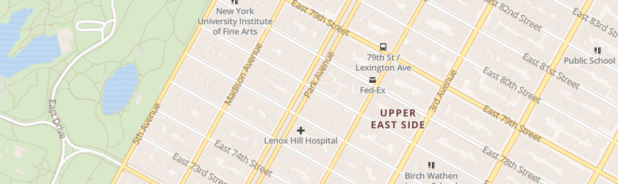Medical Records Lenox Hill Hospital in Upper East Side