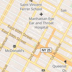 Directions for Palford Real Estate Inc in New York, NY 240 e 61st St
