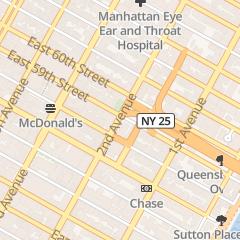 Directions for Landmark Assocs in New York, NY 300 e 59th St