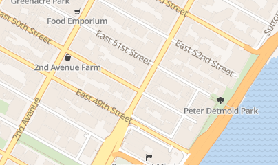 Directions for Copinette in New York, NY 891 1st Avenue