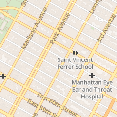 Directions for One Thirty Six East Sixty Fourth Tenants Corp in New York, NY 136 E 64th St