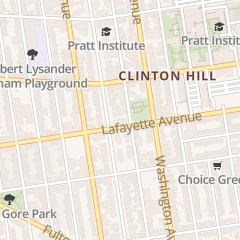 Directions for Clinton Hill Apt Owner Corp in Brooklyn, NY 325 Clinton Ave