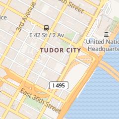 Directions for Two Tudor City Tenants Inc in New York, NY 2 Tudor City Pl